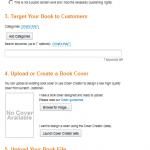Uploading And Publishing Your Kindle