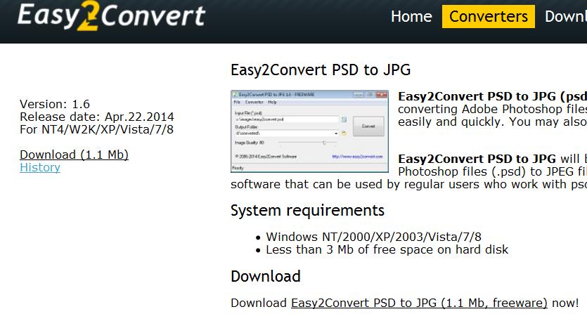convert psd to jpeg