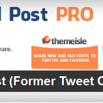 How To Tweet Old Blog Posts Using A Free Plugin