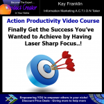 action productivity course