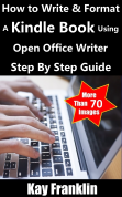 Using Open Office for Kindle Books