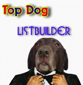 top dog listbuilder