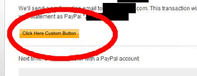 paypal variable code