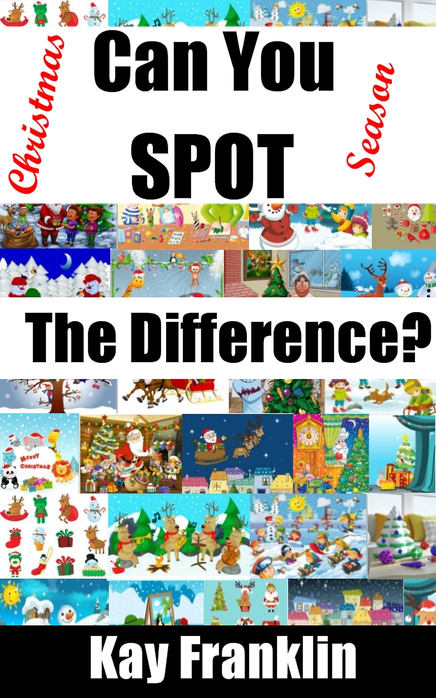 spot the difference christmas