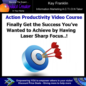 action productivity video course