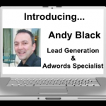 Andy Black – Lead Generation & Adwords Specialist