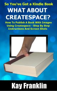 kindle to createspace